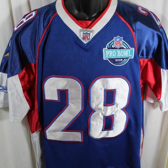 Adrian Peterson 2008 Pro Bowl football jersey #28